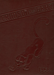 1956 Edition, Washtucna High School - Crimson and Gray Yearbook (Washtucna, WA)