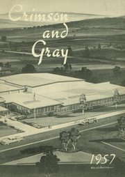 Washtucna High School - Crimson and Gray Yearbook (Washtucna, WA) online yearbook collection, 1957 Edition, Page 1