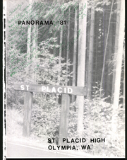 Page 5, 1981 Edition, St Placid High School - Panorama Yearbook (Olympia, WA) online yearbook collection