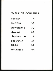 Page 6, 1981 Edition, St Placid High School - Panorama Yearbook (Olympia, WA) online yearbook collection