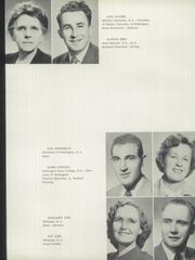 Page 12, 1953 Edition, Twin City High School - Cardinal Yearbook (Stanwood, WA) online yearbook collection