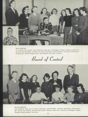 Page 14, 1953 Edition, Twin City High School - Cardinal Yearbook (Stanwood, WA) online yearbook collection