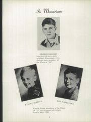 Page 6, 1953 Edition, Twin City High School - Cardinal Yearbook (Stanwood, WA) online yearbook collection