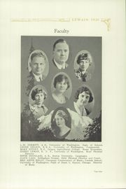 Page 13, 1926 Edition, North Bend High School - Lewain Yearbook (North Bend, WA) online yearbook collection