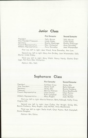 Page 16, 1954 Edition, St Paul School - Birch Leaves Yearbook (Walla Walla, WA) online yearbook collection