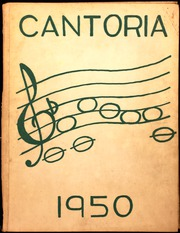 1950 Edition, St Nicholas High School - Cantoria Yearbook (Seattle, WA)