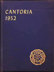 1952 Edition, St Nicholas High School - Cantoria Yearbook (Seattle, WA)