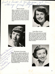 Page 13, 1952 Edition, St Nicholas High School - Cantoria Yearbook (Seattle, WA) online yearbook collection