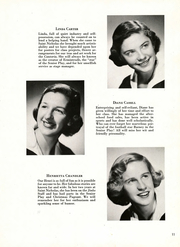 Page 15, 1952 Edition, St Nicholas High School - Cantoria Yearbook (Seattle, WA) online yearbook collection