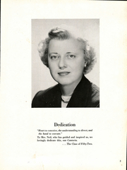 Page 7, 1952 Edition, St Nicholas High School - Cantoria Yearbook (Seattle, WA) online yearbook collection