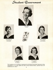 Page 13, 1955 Edition, St Nicholas High School - Cantoria Yearbook (Seattle, WA) online yearbook collection