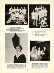Page 14, 1955 Edition, St Nicholas High School - Cantoria Yearbook (Seattle, WA) online yearbook collection