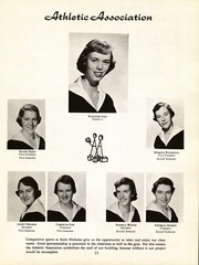Page 15, 1955 Edition, St Nicholas High School - Cantoria Yearbook (Seattle, WA) online yearbook collection