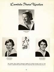 Page 17, 1955 Edition, St Nicholas High School - Cantoria Yearbook (Seattle, WA) online yearbook collection