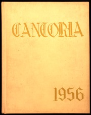 Page 1, 1956 Edition, St Nicholas High School - Cantoria Yearbook (Seattle, WA) online yearbook collection