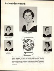 Page 10, 1956 Edition, St Nicholas High School - Cantoria Yearbook (Seattle, WA) online yearbook collection