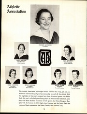 Page 12, 1956 Edition, St Nicholas High School - Cantoria Yearbook (Seattle, WA) online yearbook collection