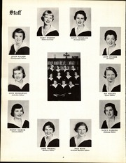Page 8, 1956 Edition, St Nicholas High School - Cantoria Yearbook (Seattle, WA) online yearbook collection