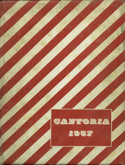 1957 Edition, St Nicholas High School - Cantoria Yearbook (Seattle, WA)