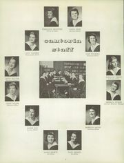 Page 10, 1957 Edition, St Nicholas High School - Cantoria Yearbook (Seattle, WA) online yearbook collection