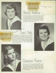 Page 16, 1957 Edition, St Nicholas High School - Cantoria Yearbook (Seattle, WA) online yearbook collection