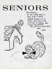 Page 11, 1959 Edition, St Nicholas High School - Cantoria Yearbook (Seattle, WA) online yearbook collection