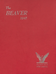 1945 Edition, Fairfield High School - Beaver Yearbook (Fairfield, WA)