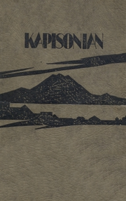 Page 1, 1928 Edition, Kapowsin High School - Kapisonian Yearbook (Kapowsin, WA) online yearbook collection