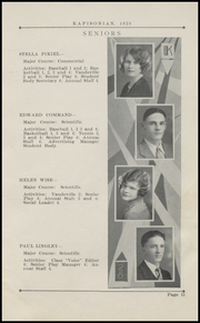 Page 15, 1928 Edition, Kapowsin High School - Kapisonian Yearbook (Kapowsin, WA) online yearbook collection