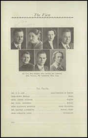 Page 10, 1937 Edition, Richmond Beach High School - View Yearbook (Shoreline, WA) online yearbook collection