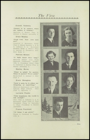 Page 13, 1937 Edition, Richmond Beach High School - View Yearbook (Shoreline, WA) online yearbook collection