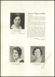 Page 14, 1934 Edition, Vaughn Union High School - Perclawam Yearbook (Gig Harbor, WA) online yearbook collection