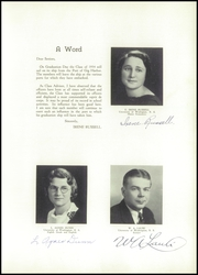 Page 15, 1934 Edition, Vaughn Union High School - Perclawam Yearbook (Gig Harbor, WA) online yearbook collection