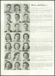 Page 14, 1943 Edition, Vaughn Union High School - Perclawam Yearbook (Gig Harbor, WA) online yearbook collection