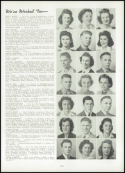 Page 15, 1943 Edition, Vaughn Union High School - Perclawam Yearbook (Gig Harbor, WA) online yearbook collection