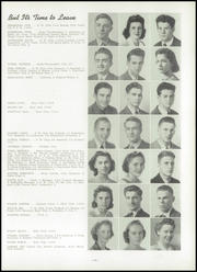 Page 17, 1943 Edition, Vaughn Union High School - Perclawam Yearbook (Gig Harbor, WA) online yearbook collection