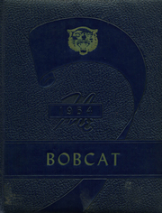 1954 Edition, Latah High School - Bobcats Yearbook (Latah, WA)