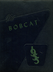 1955 Edition, Latah High School - Bobcats Yearbook (Latah, WA)