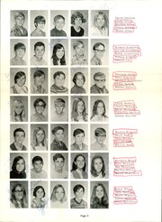 Page 10, 1971 Edition, McKnight Middle School - Lancer Yearbook (Renton, WA) online yearbook collection