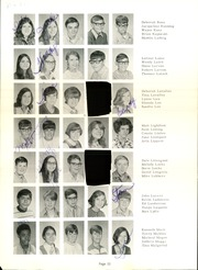 Page 16, 1971 Edition, McKnight Middle School - Lancer Yearbook (Renton, WA) online yearbook collection