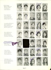 Page 17, 1971 Edition, McKnight Middle School - Lancer Yearbook (Renton, WA) online yearbook collection