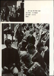 Page 12, 1968 Edition, Pacific Lutheran University - Saga Yearbook (Tacoma, WA) online yearbook collection