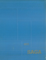 Page 1, 1971 Edition, Pacific Lutheran University - Saga Yearbook (Tacoma, WA) online yearbook collection