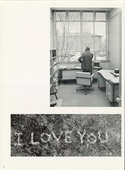 Page 10, 1971 Edition, Pacific Lutheran University - Saga Yearbook (Tacoma, WA) online yearbook collection