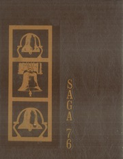 Page 1, 1976 Edition, Pacific Lutheran University - Saga Yearbook (Tacoma, WA) online yearbook collection
