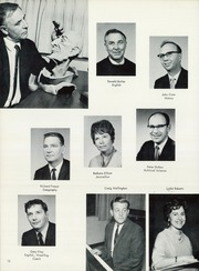 Page 16, 1968 Edition, Grays Harbor College - Nautilus Yearbook (Aberdeen, WA) online yearbook collection