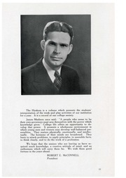 Page 14, 1935 Edition, Central Washington University - Hyakem / Kooltuo Yearbook (Ellensburg, WA) online yearbook collection