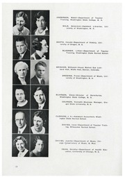 Page 17, 1935 Edition, Central Washington University - Hyakem / Kooltuo Yearbook (Ellensburg, WA) online yearbook collection