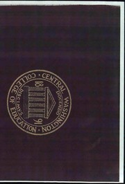 Central Washington University - Hyakem / Kooltuo Yearbook (Ellensburg, WA) online yearbook collection, 1938 Edition, Page 1