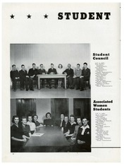 Page 16, 1941 Edition, Central Washington University - Hyakem / Kooltuo Yearbook (Ellensburg, WA) online yearbook collection